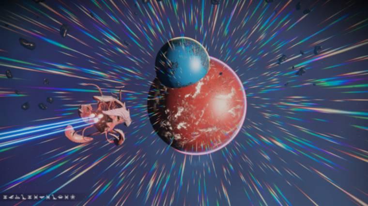 Egymásba olvadt bolygókat talált a No Man's Sky egyik játékosa bevezetőkép