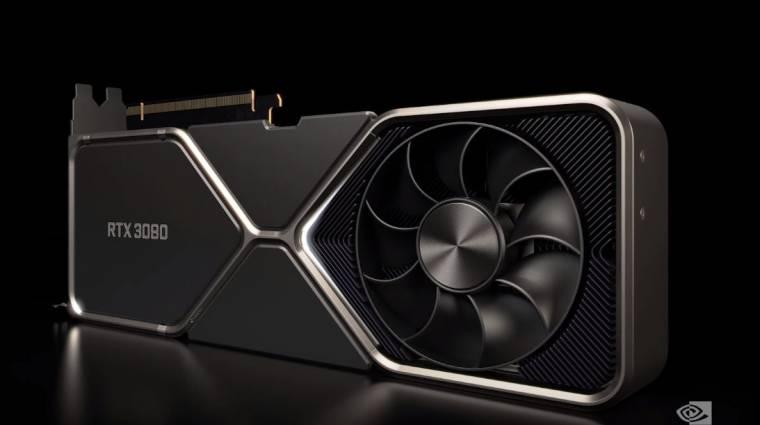 Hivatalos: ezt tudja az Nvidia GeForce RTX 3080, 3070 és a brutális 3090 kép