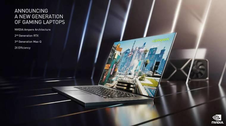 Így trükközik az Nvidia a notebook GPU-kkal kép