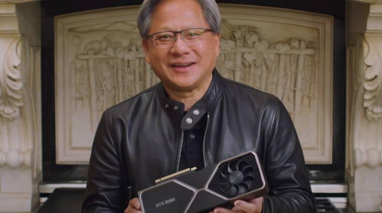 Kezdődhet a GeForce RTX 3080 Ti tömeggyártása - fellélegezhetnek a gamerek? kép