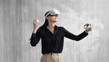 Sikeresebb az Oculus Quest 2, mint az összes Oculus headset együttvéve kép