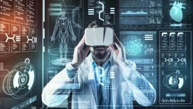 Utazás a koponyánk körül - VR szemüveggel kép