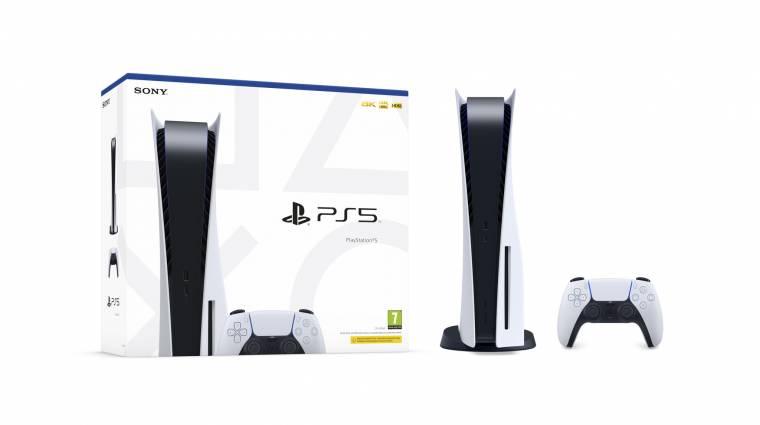 Így fog kinézni a PlayStation 5 doboza bevezetőkép
