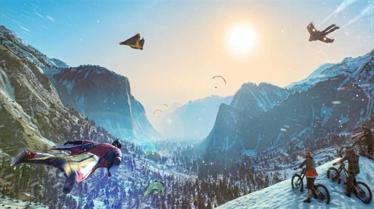 Ingyen vetheted bele magad a Ubisoft nyílt világú extrém sportos játékába bevezetőkép