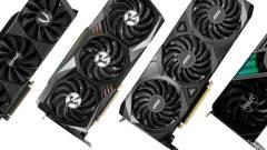 Nem minden csúcsminőségű GeForce RTX 3000 egyforma, indul a szilícium lottó kép