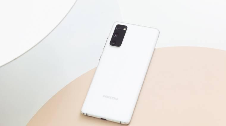 Hivatalos: jön a Samsung Galaxy S20 FE, magyar árat is tudunk kép