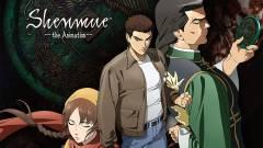 Anime készül a Shenmue játékokból kép