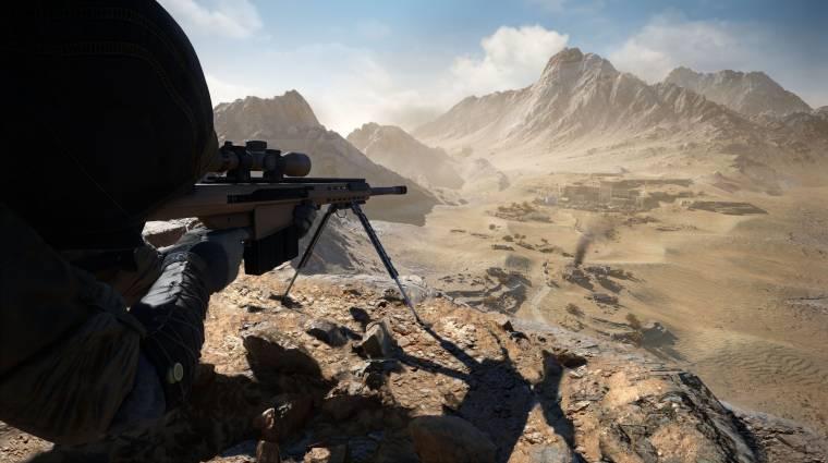 Nagyon távolról lövöldözhetünk majd a Sniper Ghost Warrior Contracts 2-ben bevezetőkép