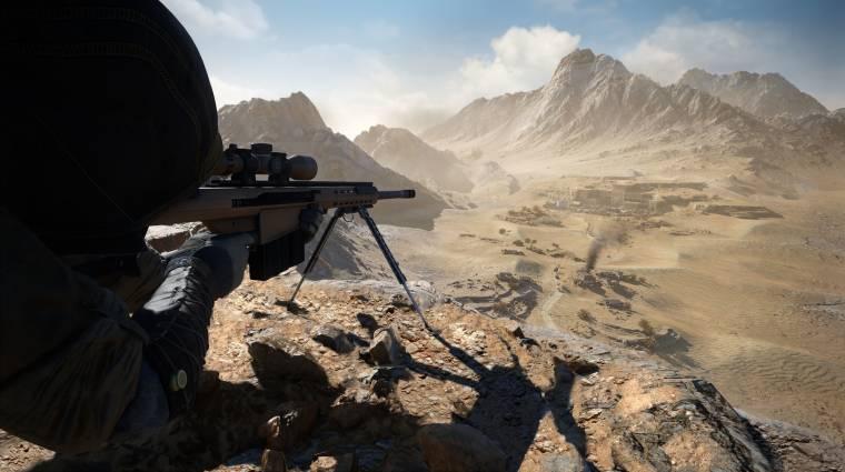 Új gameplay trailert villantott a Sniper Ghost Warrior Contracts 2 bevezetőkép
