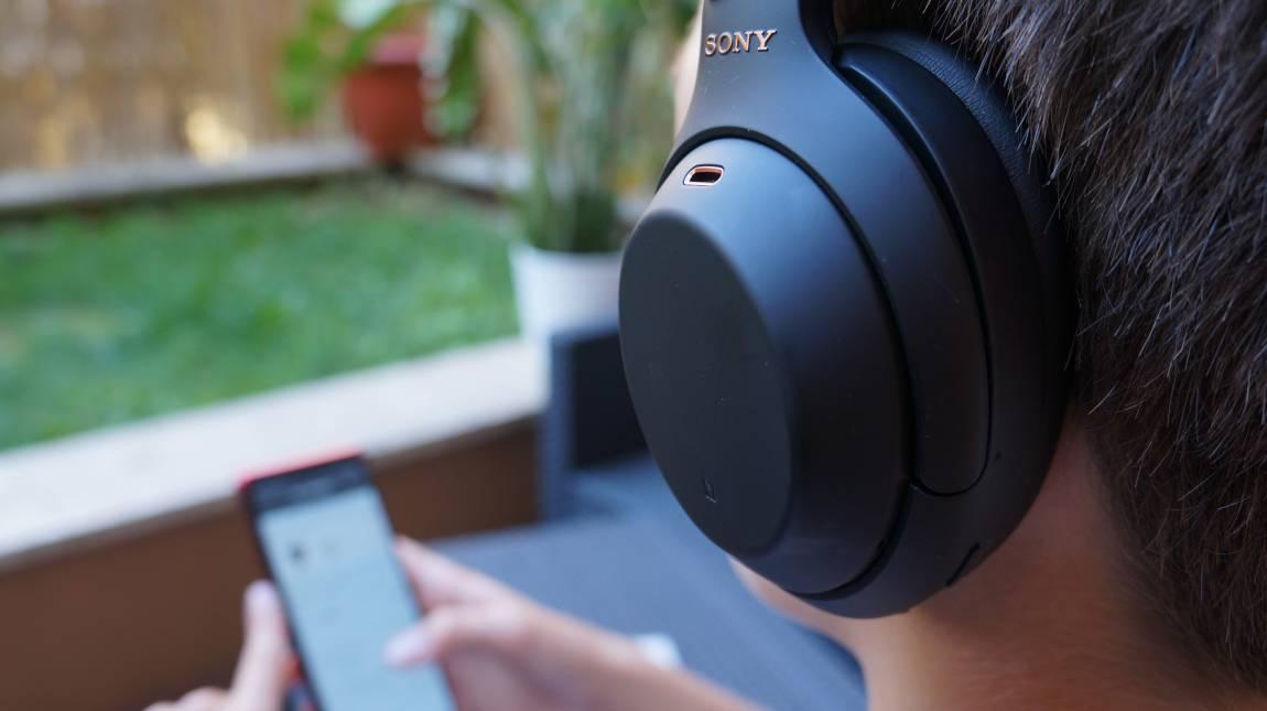 Sony WH-1000XM4 teszt - csak azt halld meg, amit akarsz! kép