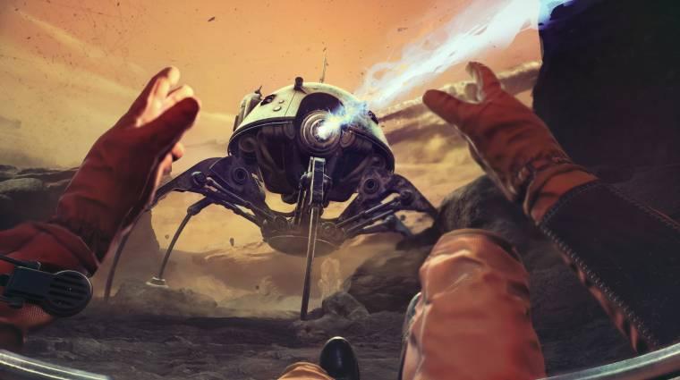 A The Invincible egy sci-fi játék lesz a CD Projekt RED és a Techland egykori fejlesztőitől bevezetőkép