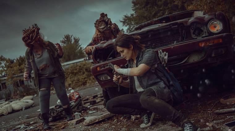 Elképesztő munka van ezekben a The Last of Us Part II cosplay fotókban bevezetőkép