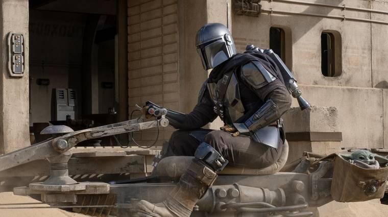 Napokon belül itt van a Star Wars: The Mandalorian új előzetese bevezetőkép