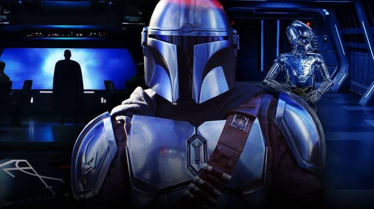 Star Wars: The Mandalorian 2. évad kritika - mindent a rajongókért bevezetőkép