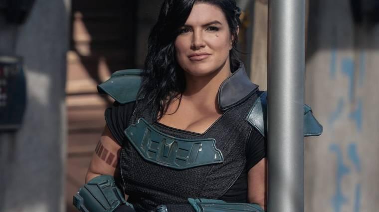 Gina Caranót kirúgták a The Mandalorian stábjából, más Star Wars projektben sem szerepelhet bevezetőkép