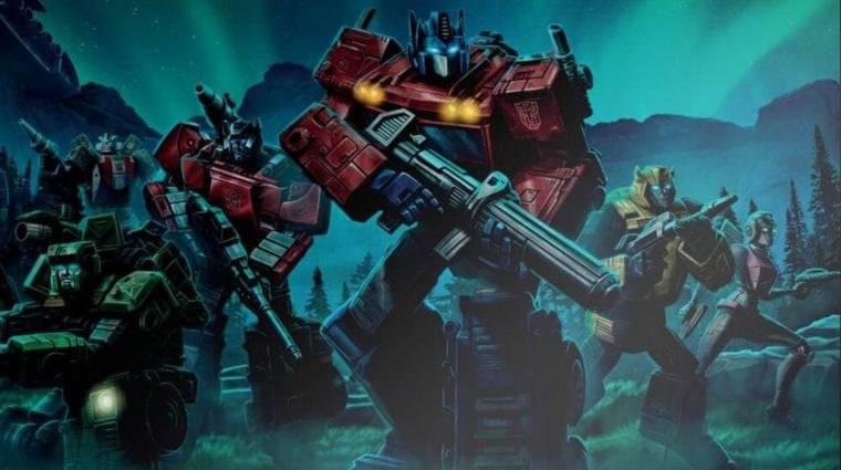 Még sötétebb lesz a Transformers War For Cybertron Trilogy folytatása bevezetőkép
