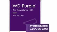 Biztonsági kamerákhoz és videóelemzéshez érkeznek új WD merevlemezek és memóriakártyák kép