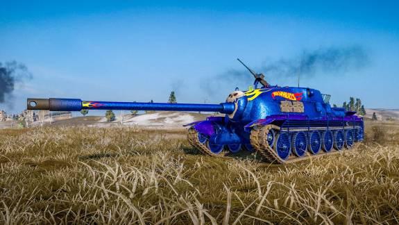 A konzolos World of Tanks Hot Wheels kooperációval erősít kép