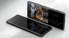 Ekkor mutatkozhat be a következő Sony Xperia mobil kép