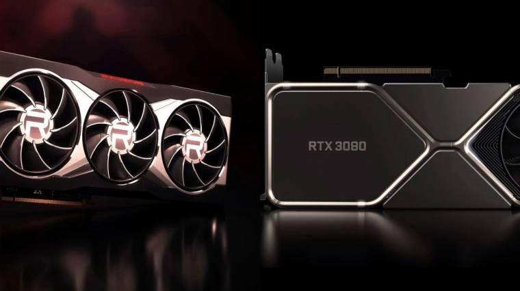 Csak a legújabb processzorokkal teljesítenek jól az Nvidia csúcskártyái? kép