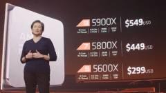 Az AMD bemutatta a világ legjobb processzorát gamereknek kép