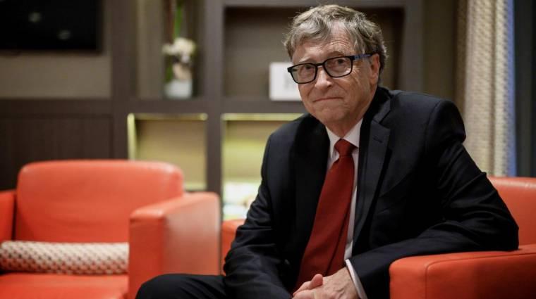 Közel három évtized után Bill Gates elválik feleségétől kép