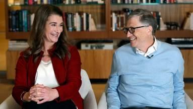 Hivatalosan is kimondták Bill Gates és Melinda Gates válását kép