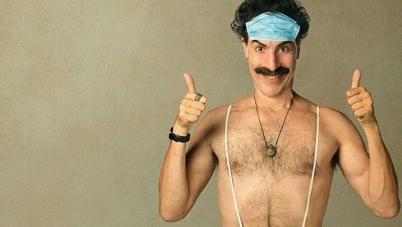 Itt a második Borat film előzetese! kép