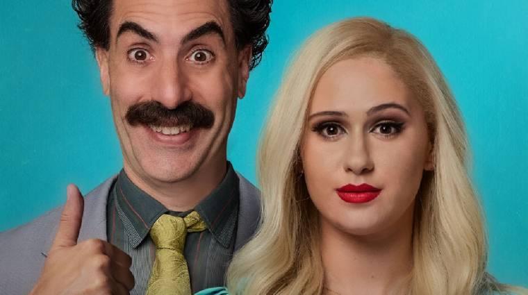 Többrészes különkiadást kap a Borat – mutatjuk, mire számíthattok! bevezetőkép
