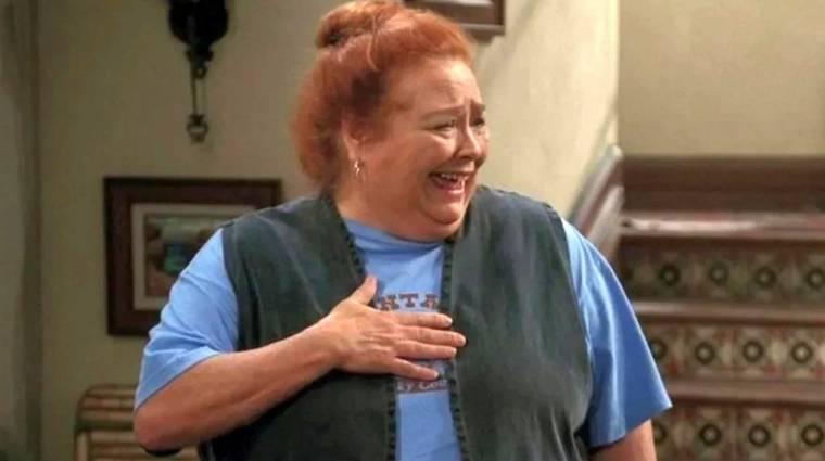 Elhunyt Conchata Ferrell, a Két pasi meg egy kicsi Bertája bevezetőkép