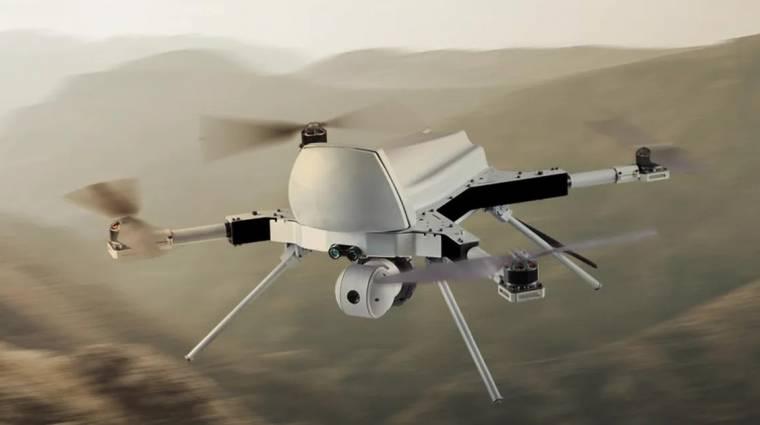 Riasztó jelentés: MI által vezérelt drón ölt embert? kép