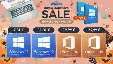 Rémisztően jó árakkal vár a halloweeni leárazás! kép