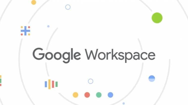 Már magánszemélyeknek is elérhető a Google Workspace kép
