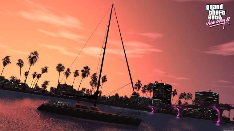 Már tölthető a nem hivatalos GTA: Vice City Remaster demója bevezetőkép