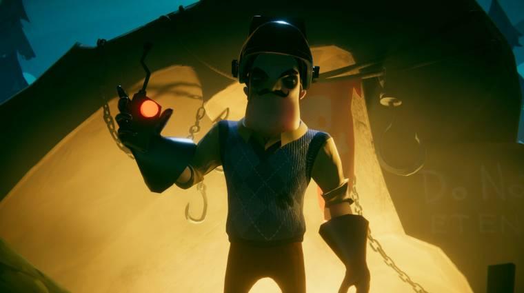Jön a Hello Neighbor spin-offja, a túlélésre építő Hello Engineer bevezetőkép