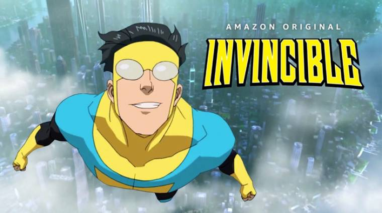 Invincible kritika - jobb, mint az eredeti képregény? bevezetőkép