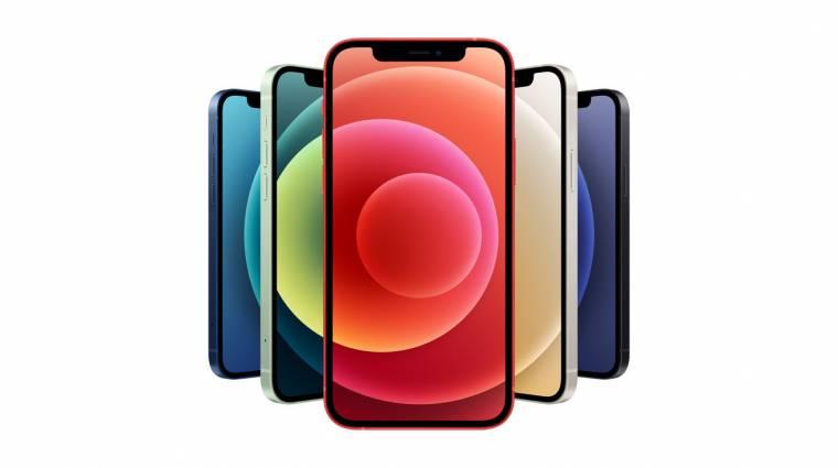 Megújuló kamerával érkezhet az iPhone 13 mini kép