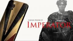 Aki azt hiszi, hogy az iPhone 12 drága, az nem látta az arany borítású változatot kép