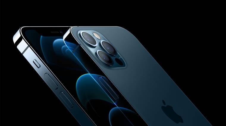 5G-vel, szögletes dizájnnal, töltő nélkül érkeznek az iPhone 12-k kép