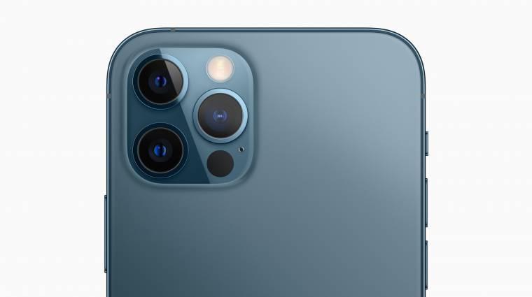 Amerikával ellentétben Magyarországon drágulnak az Apple iPhone 12 mobilok kép