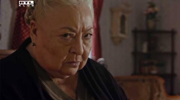 Molnár Piroska főszereplésével érkezik az RTL Klub új sorozata, a Keresztanyu kép