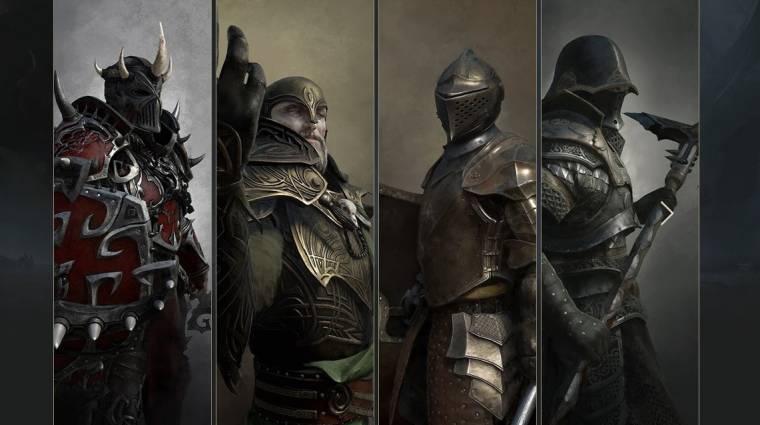 Ekkor érkezik a King Arthur: Knight's Tale korai hozzáférésű változata bevezetőkép