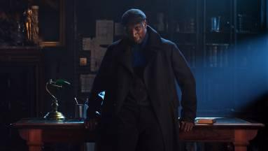 Omar Sy lesz Arsene Lupin, a híres francia tolvaj a Netflix sorozatában kép