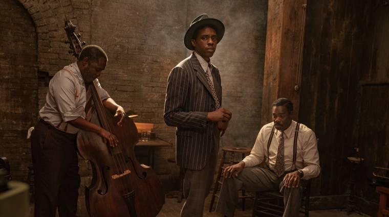 Megérkeztek az első képek Chadwick Boseman utolsó filmjéből kép