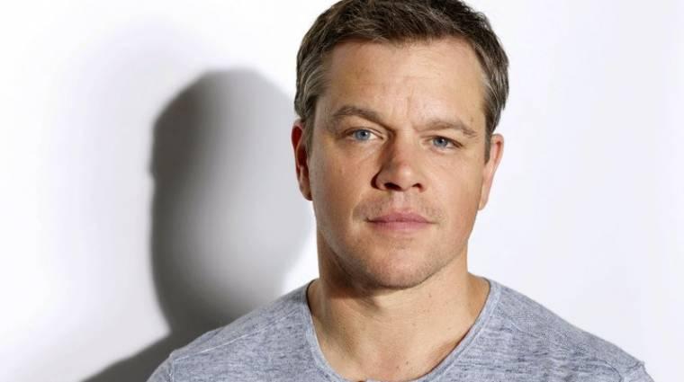 Tíz dolog, amit talán nem tudtál Matt Damonról kép