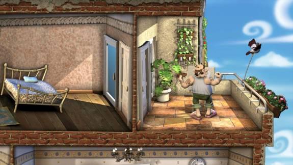 Mobilokra jön a Pokoli szomszédok remaster kép