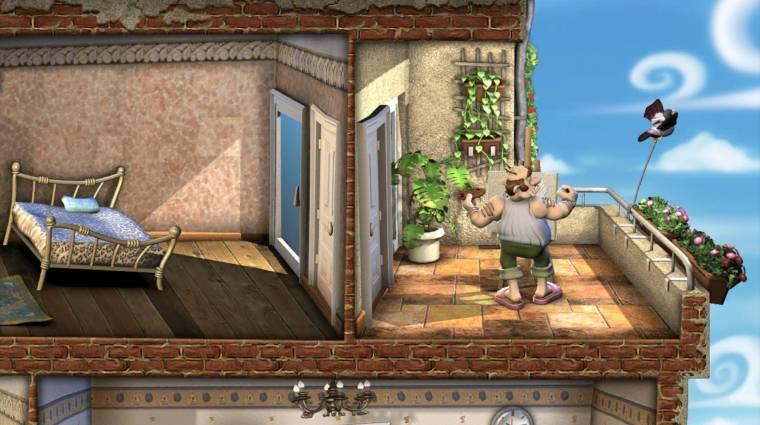 Mobilokra jön a Pokoli szomszédok remaster bevezetőkép