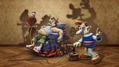 Pokoli szomszédok remaster teszt - Woody még mindig egy féreg kép