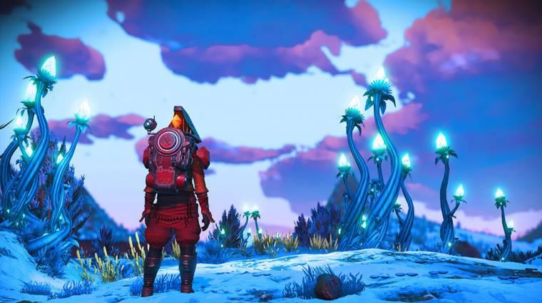 A No Man's Sky új frissítése megszépíti a játék next-gen verzióit bevezetőkép