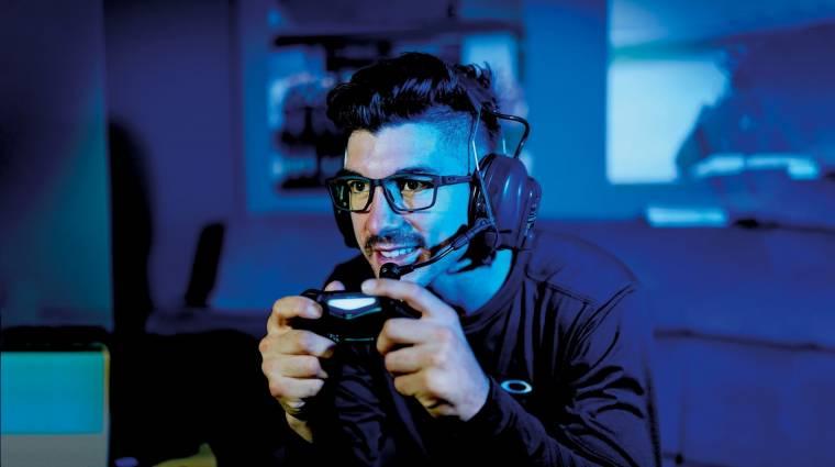 Neked találták ki az Oakley új szemüvegét, ha sokat játszol monitor előtt kép